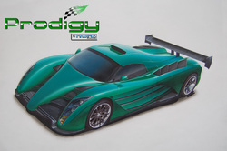 Prodigy Super car final rendering