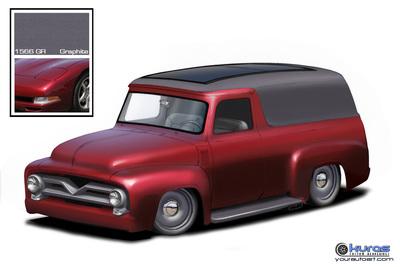 Hot Rod Art Car Drawing Art And Custom Vehicle